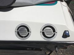 Custom Malibu logo Vent Covers
