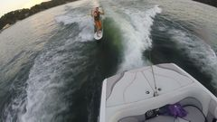 Surf Wake with GSA Install