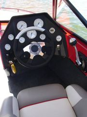 Rebuilt dash '87 Sunsetter