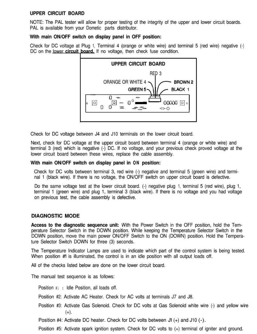 Dometic Rm3862 Wiring Diagram Electrical Diagrams Rm2652 Schematic Technical Tips And Tricks Escapees Discussion Forum Winegard