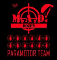The MAD dozen paramotor team