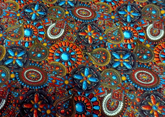 Elaborate Colourful Beaded Fabric.jpg
