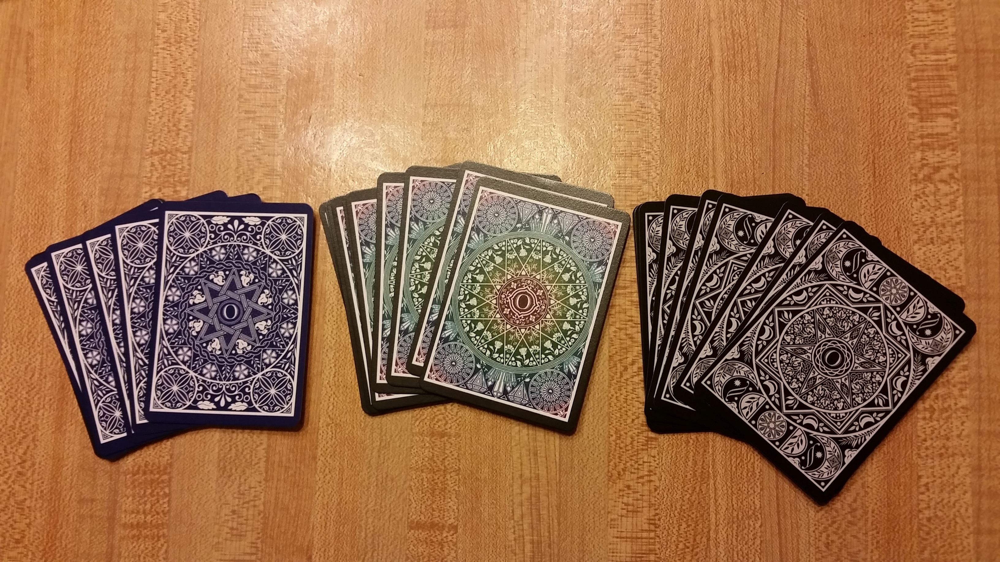 Overleaf Playing Card Club