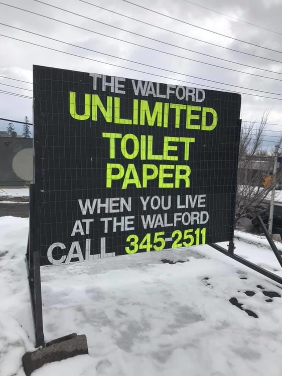 the unlimited toilet paper sign.jpg