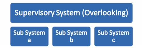 supervisory systems disgram