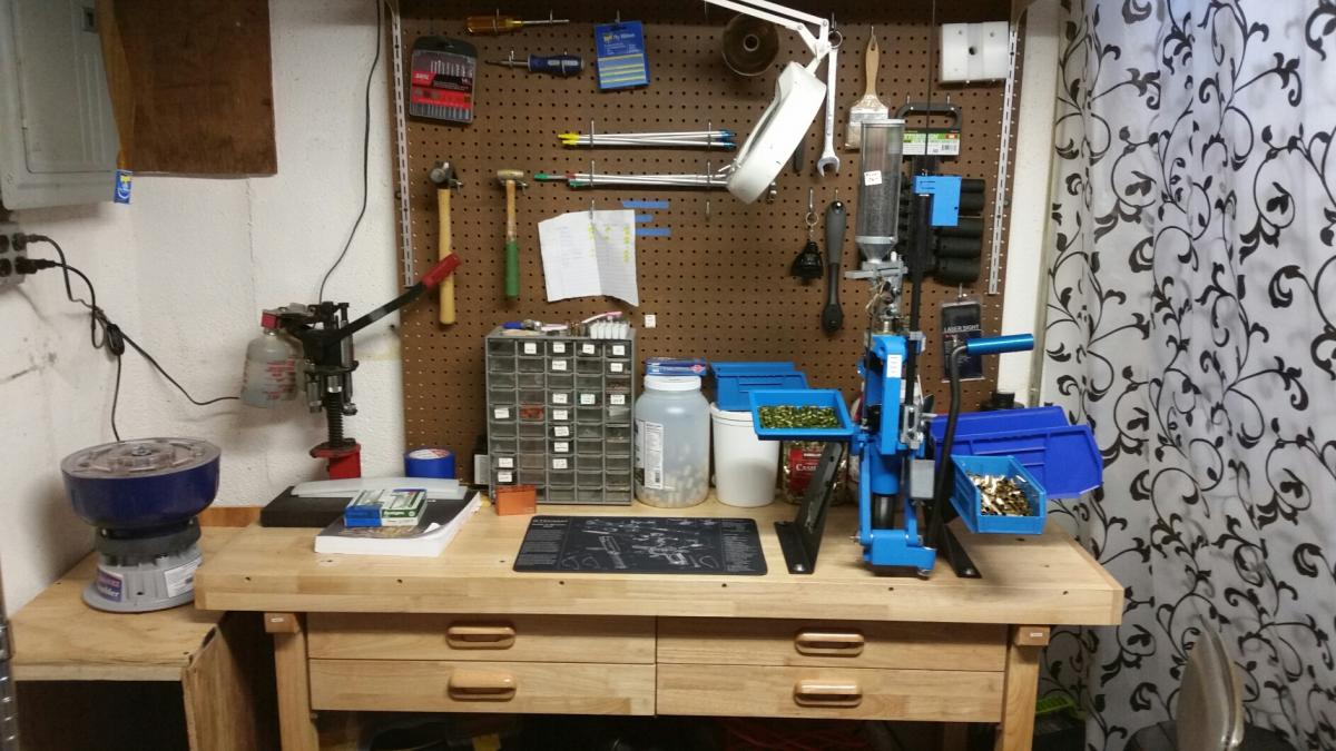 Setting up a XL-650 - Dillon Precision Reloading Equipment - Brian