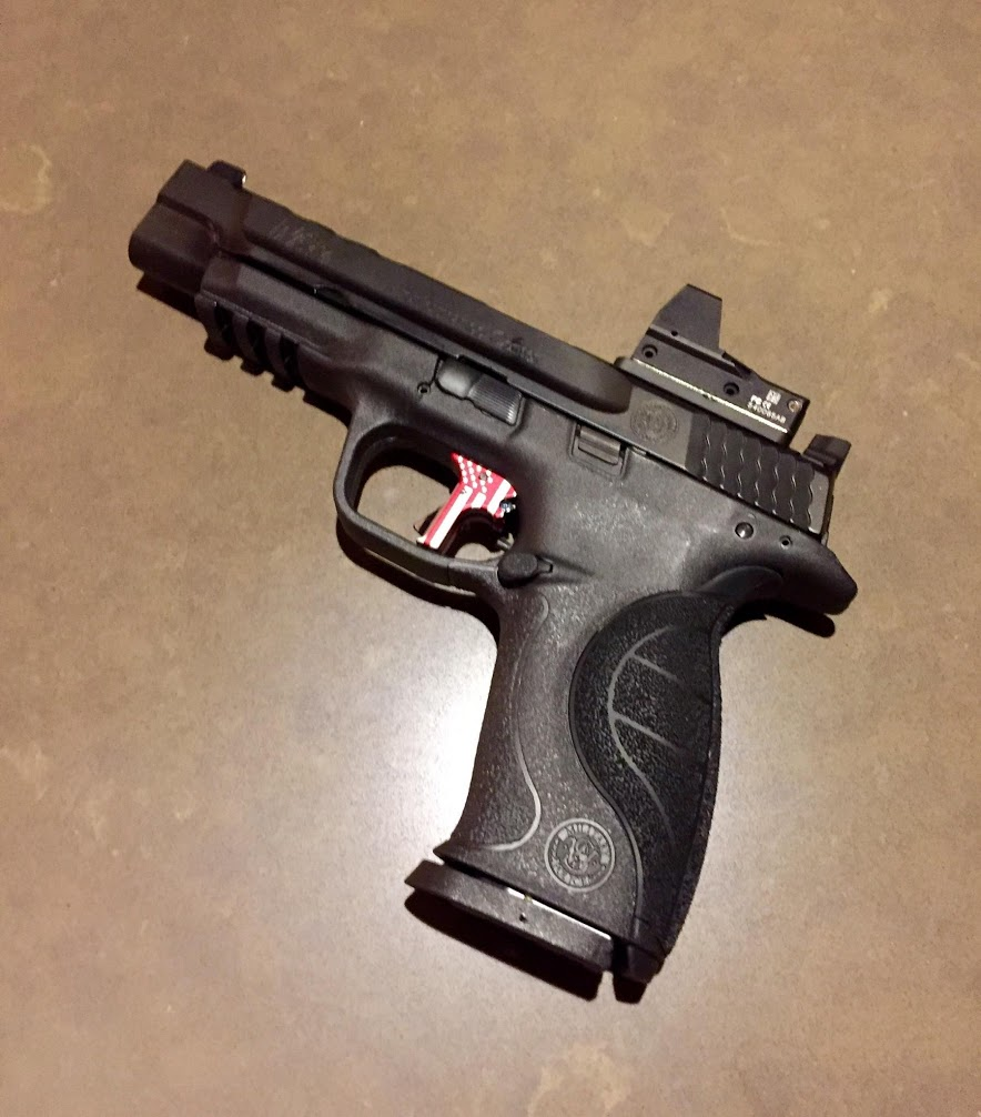 Deltapoint Pro on Core - S&W (M&P, etc) - Brian Enos's Forums