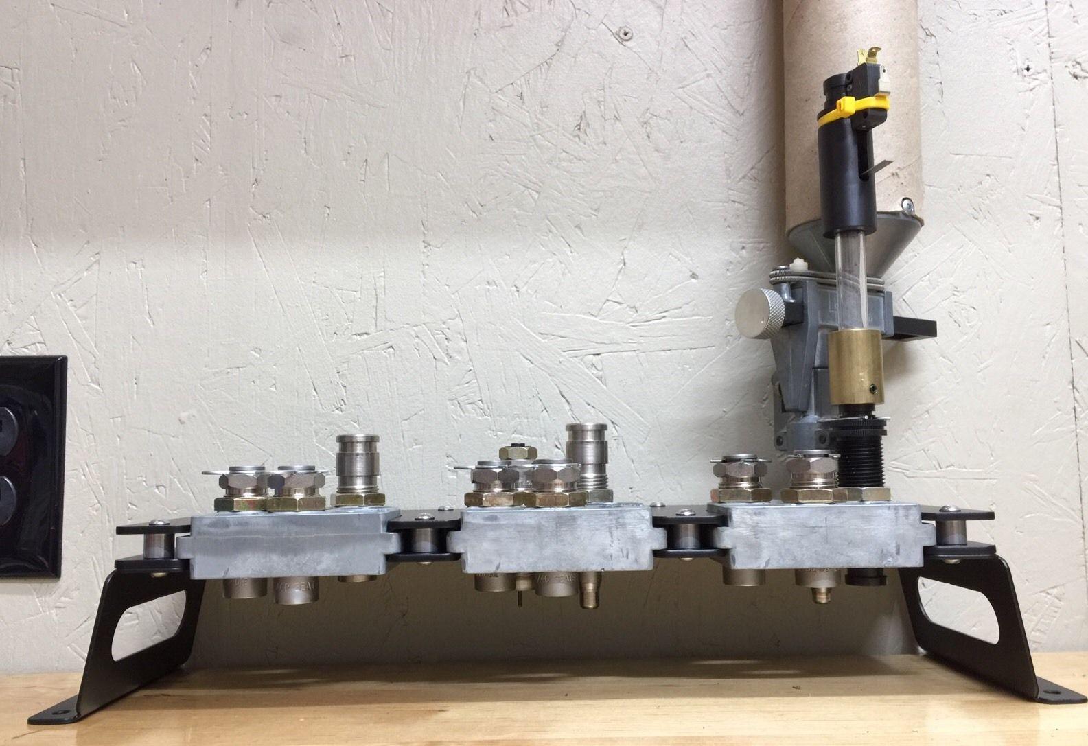 Dillon XL650 Toolhead Storage Project - Dillon Precision