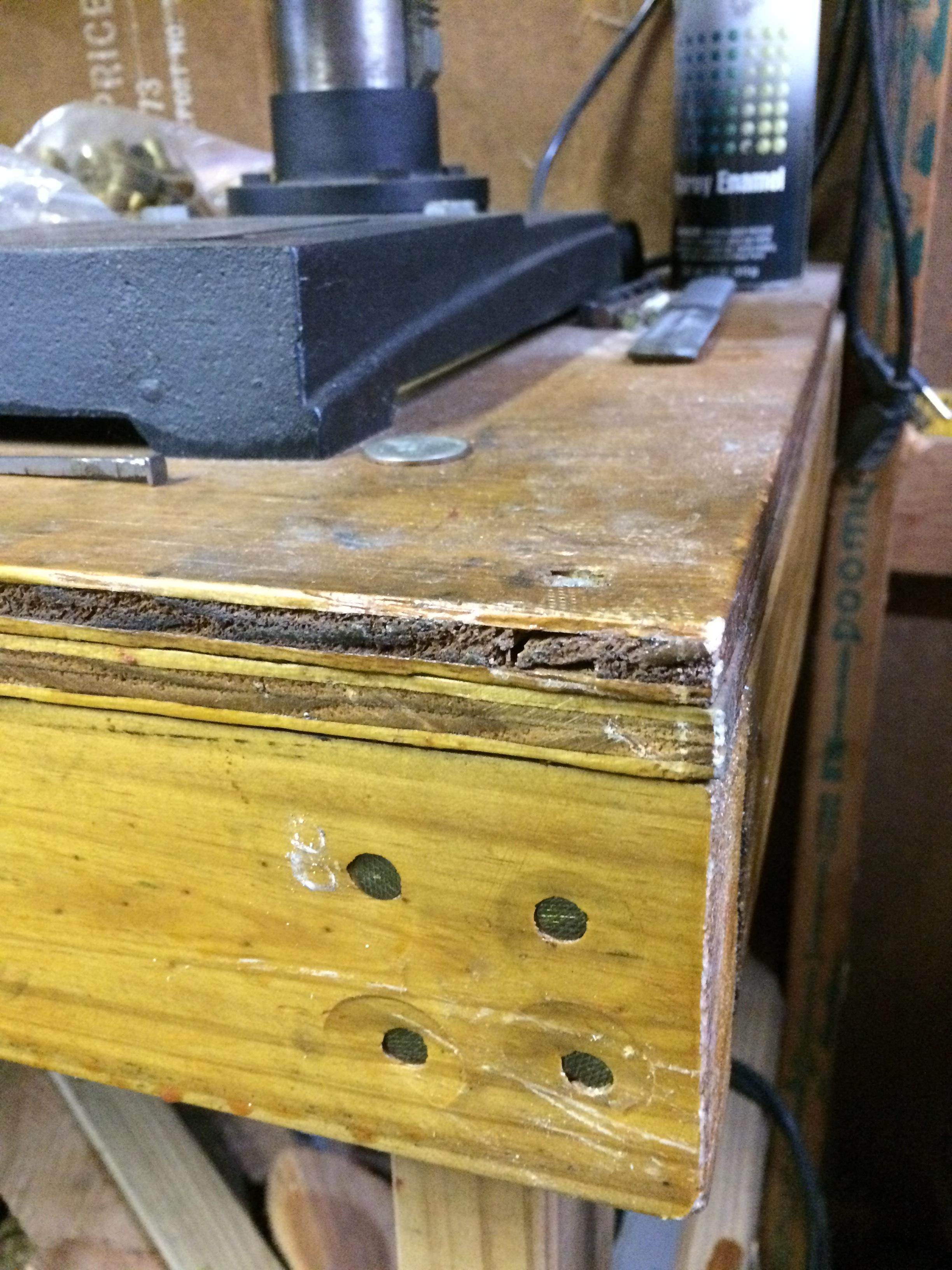 Superb Reloading Bench Table Top General Reloading Brian Enoss Short Links Chair Design For Home Short Linksinfo