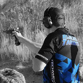 CZ 75 TS (Tactical Sport) - Custom Triggers from CZ UB! - CZ
