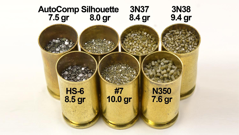 9mm Major powder choices? - 9mm/38 Caliber - Brian Enos's