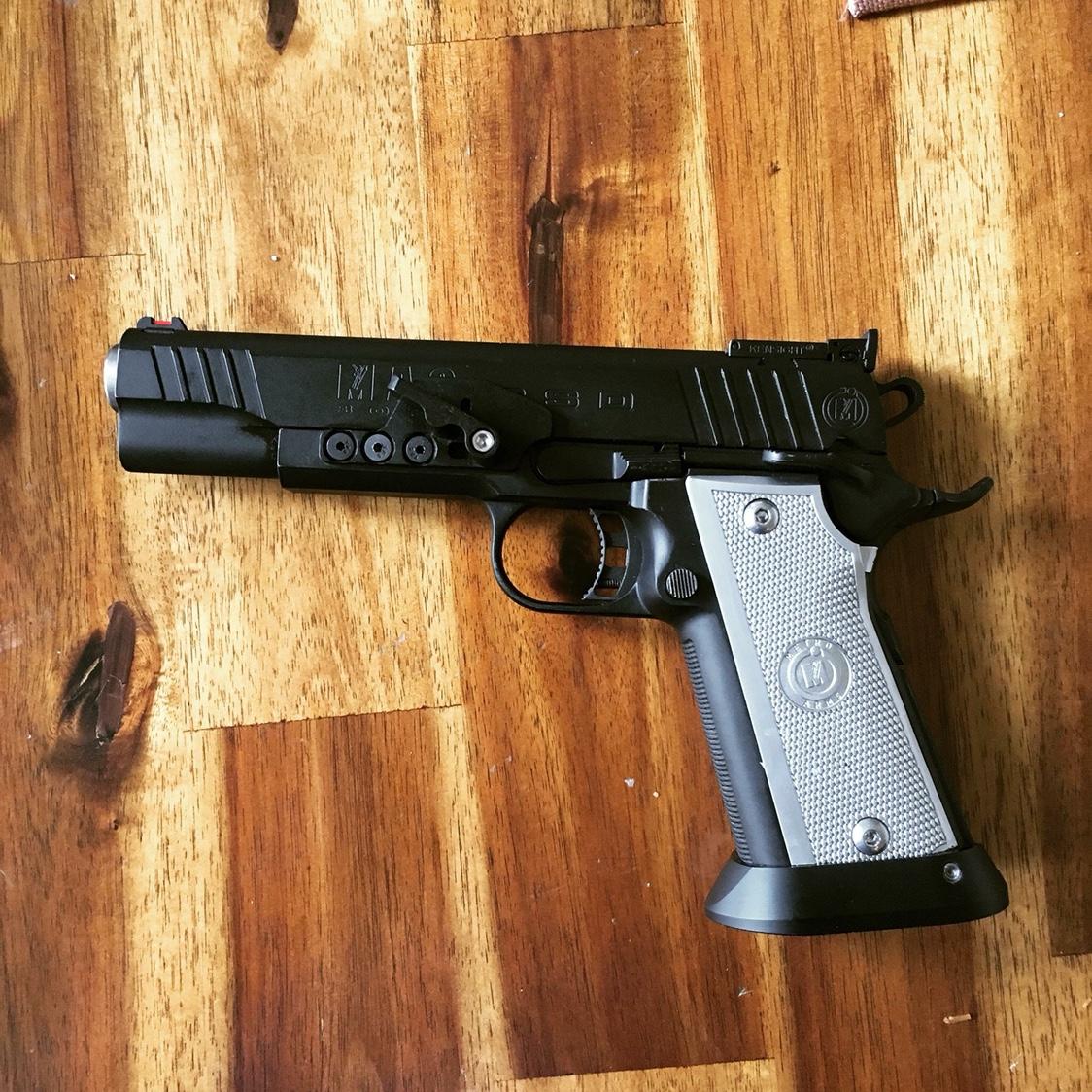 Cheap Limited Gun? - Metro Arms Co MAC 3011 SSD -
