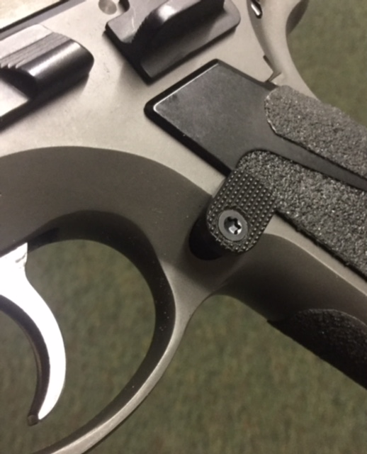 Shadow 2 mag Release in Shadow 1? - CZ - Brian Enos's Forums