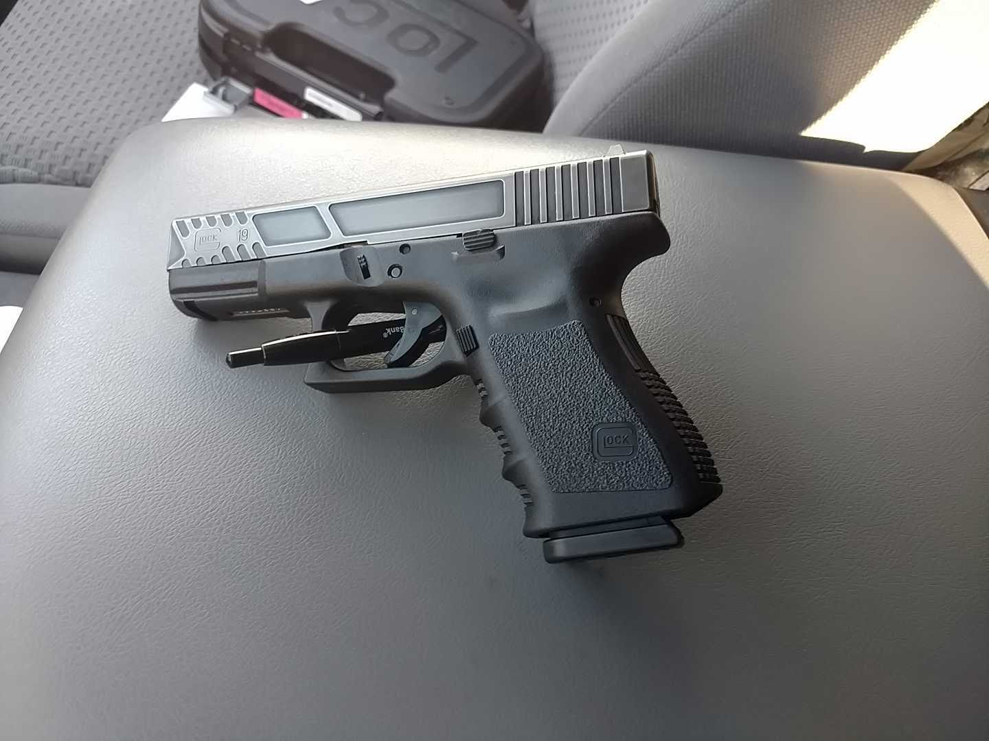 Glock Stock Symbol Choice Image Meaning Of This Symbol
