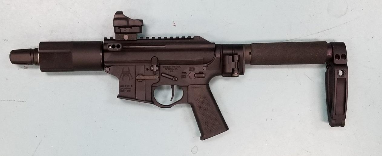 AR 9 PISTOL - Pistol Caliber Carbine - Brian Enos's Forums