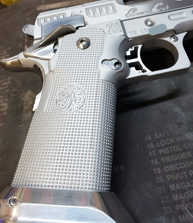 Limcat Metal Grip - 1911-style Pistols - Brian Enos's Forums