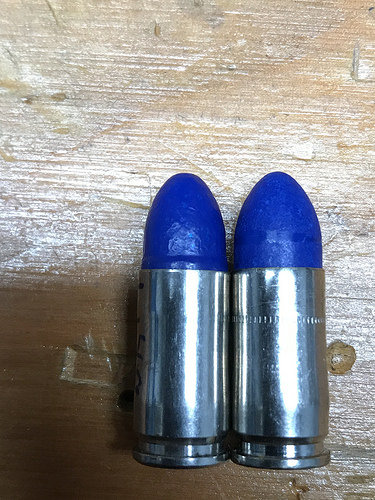 9mm loads for Blue Bullets - 9mm/38 Caliber - Brian Enos's Forums