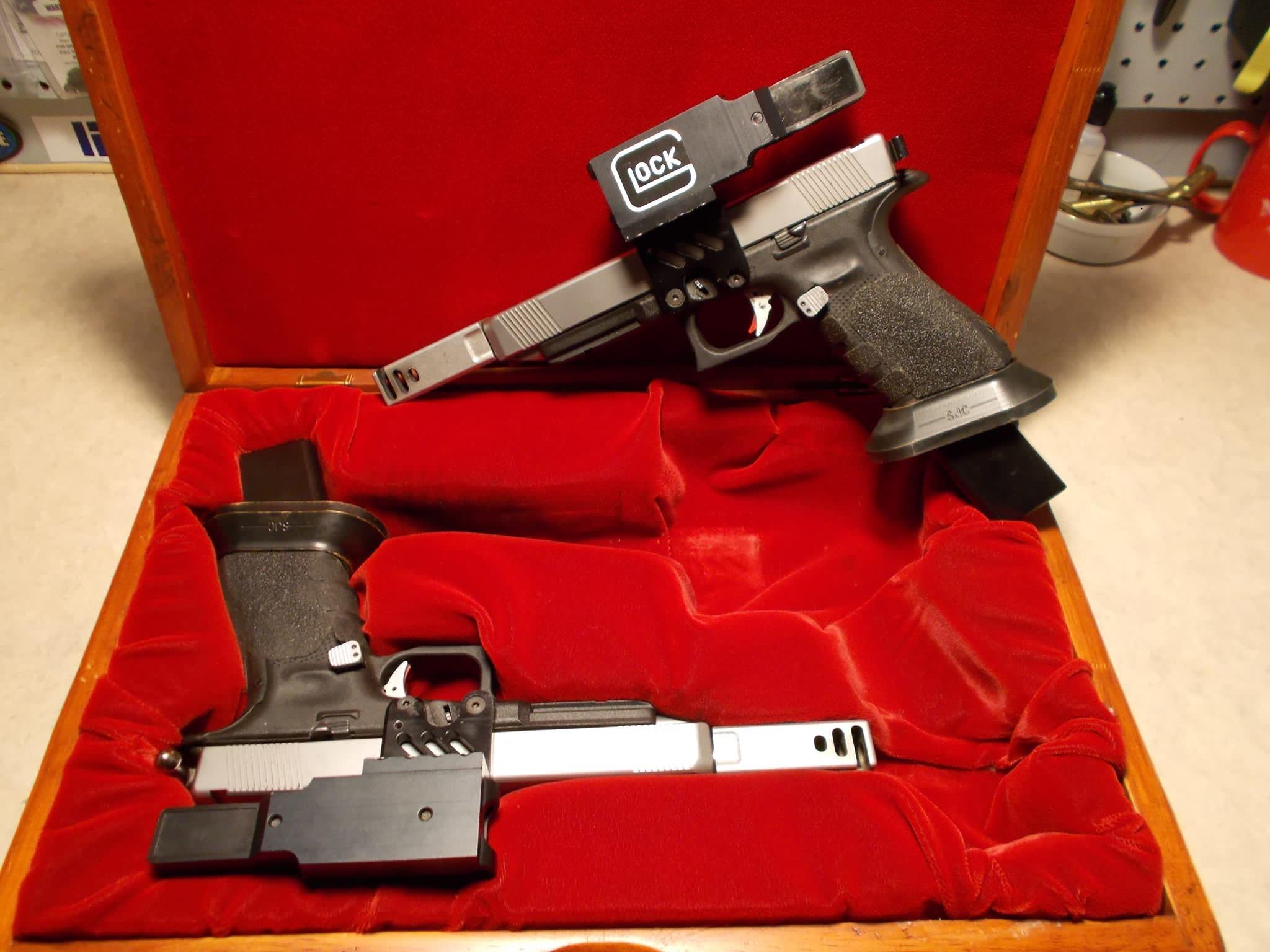 Open Glock question    34 or 17? - Open Pistols - Brian
