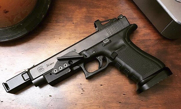 Open Glock question    34 or 17? - Open Pistols - Brian Enos's
