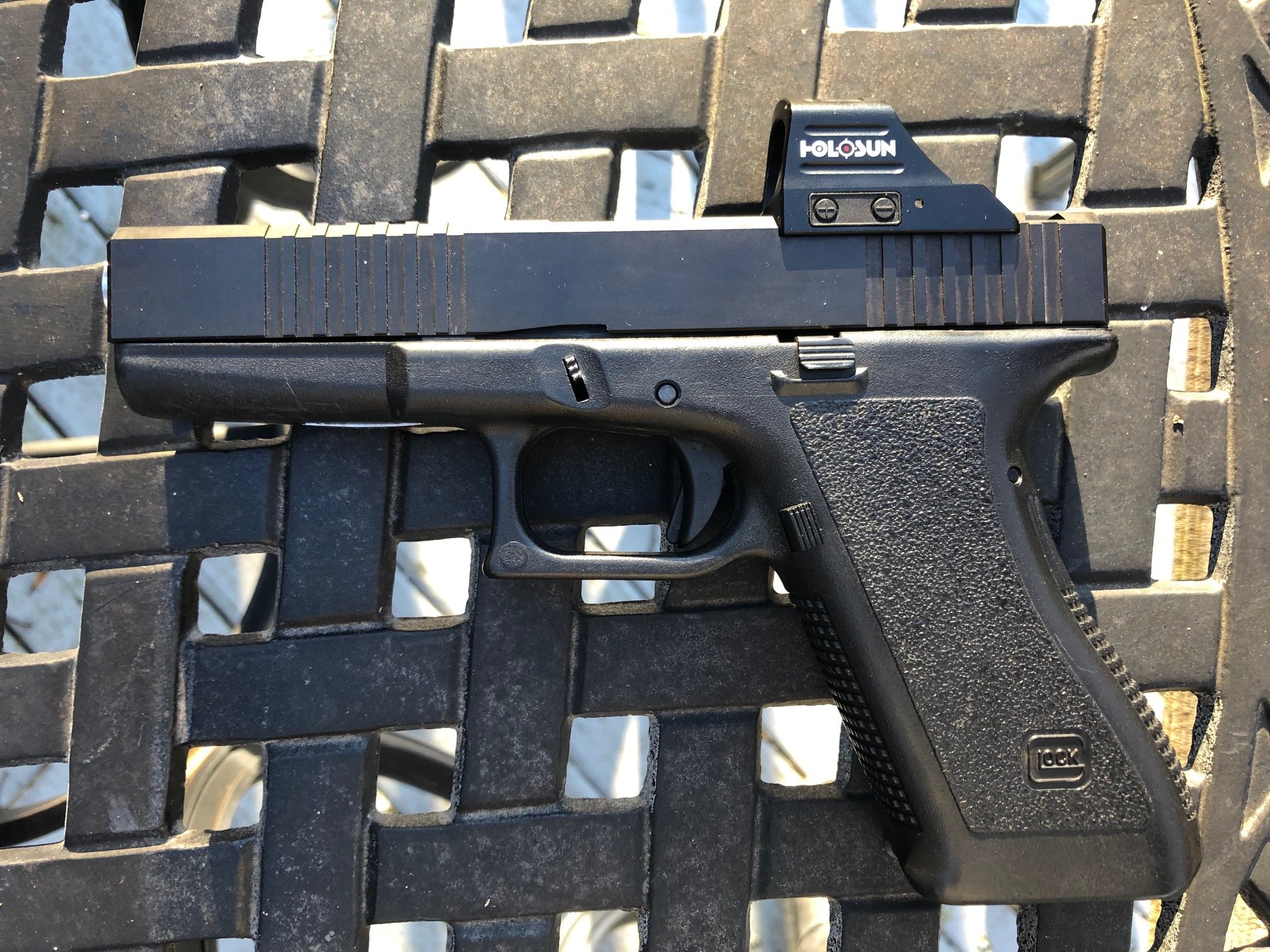 Carry Optics G17 for my sons  - Glock - Brian Enos's Forums
