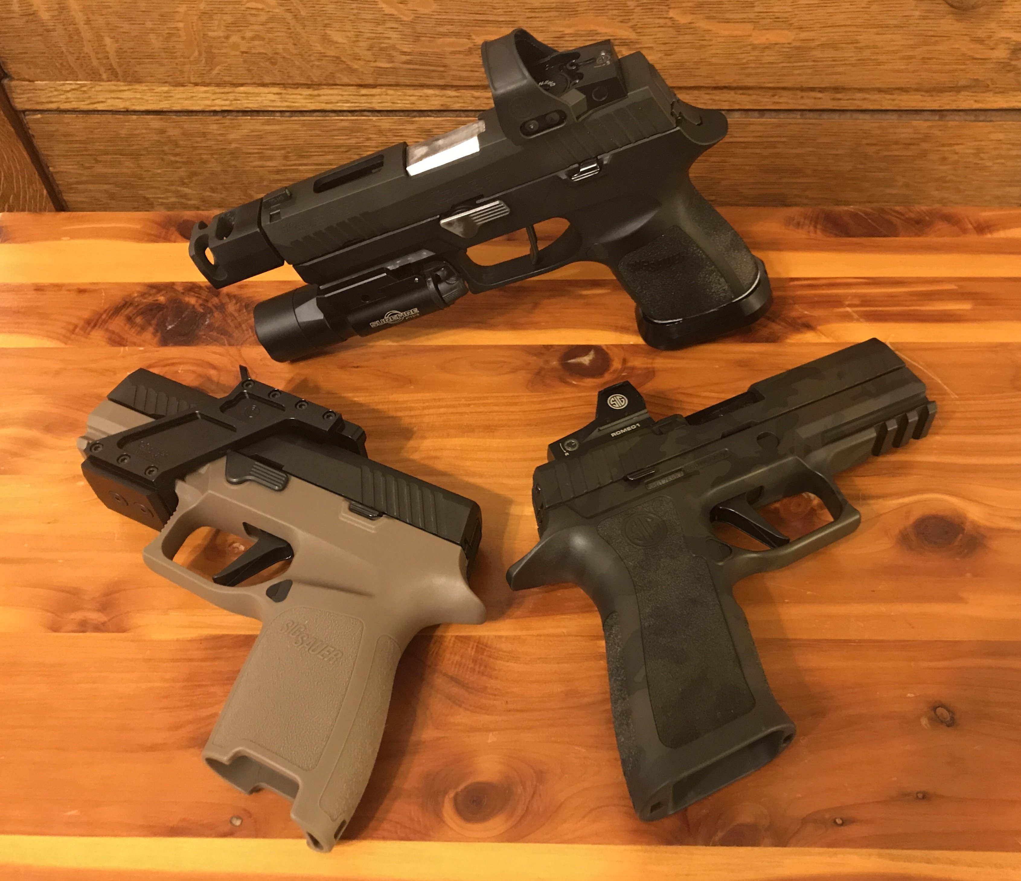Introducing: Project Nemesis - The P320 Roland Special - Page 1