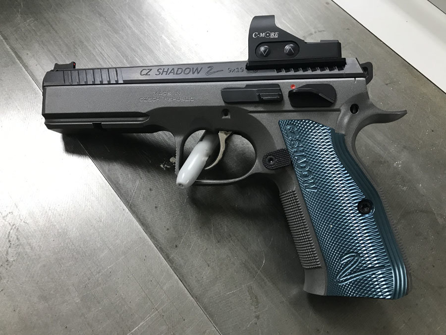 Shadow 1 vs Shadow 2 for Carry optics - CZ - Brian Enos's Forums