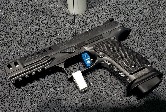 Walther Q5 Match SF *WITH ADJUSTABLE TRIGGER SYSTEM* - MIND