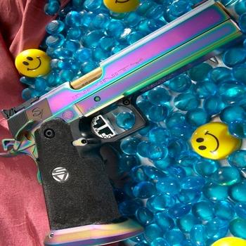 Who Does Rainbow Titanium Oxide coating on Guns? - Miscellaneous