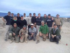 Special Technologies Group: Operator Course: Land Warfare