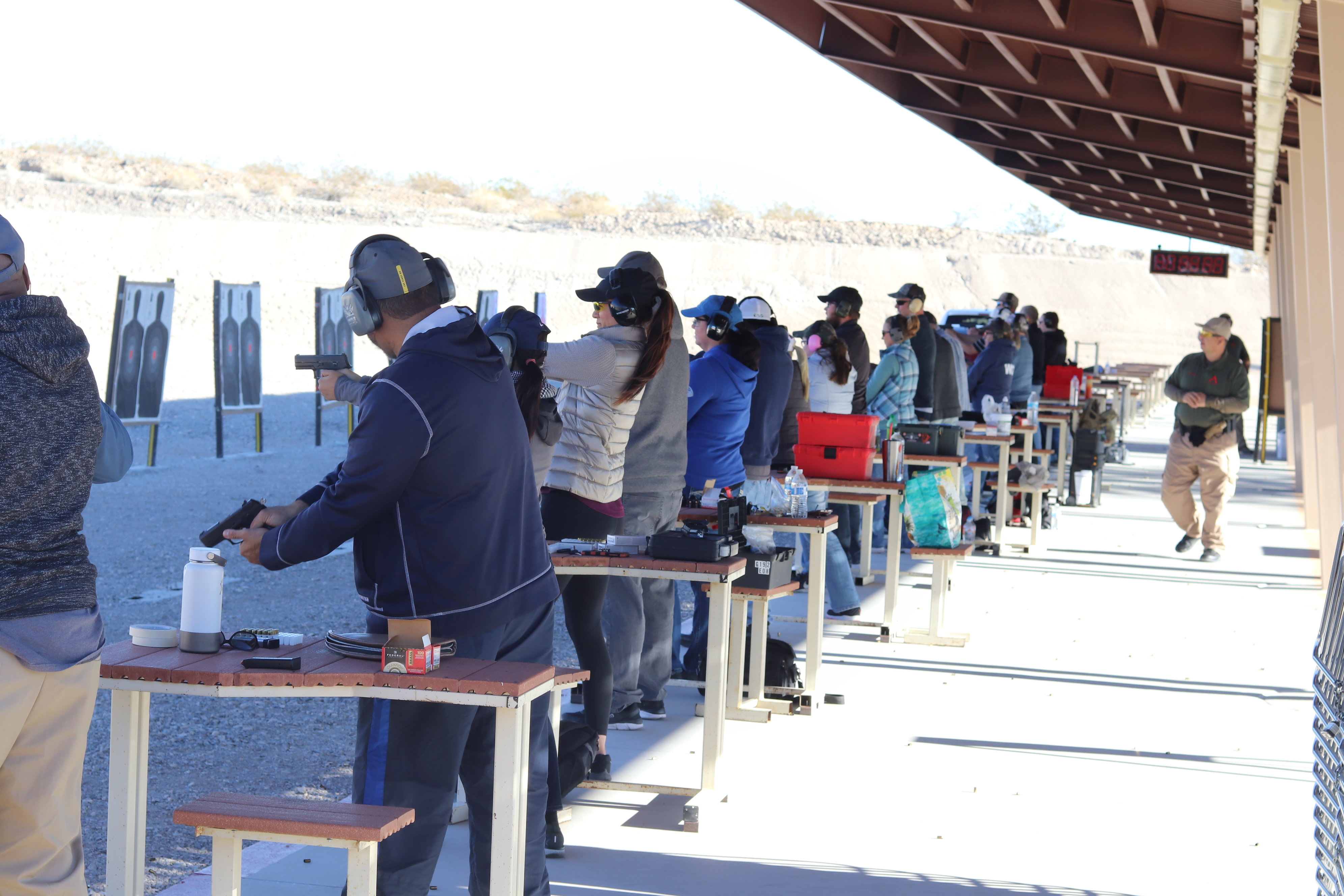 Nevada Concealed Firearms Permit Course- SOLD OUT