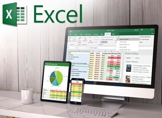 BI & Analytics with Excel