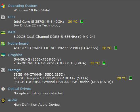 Unusual high GPU usage NVIDIA GTX 660 TI - Bug Reports