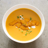 Chicken Nugget Soup