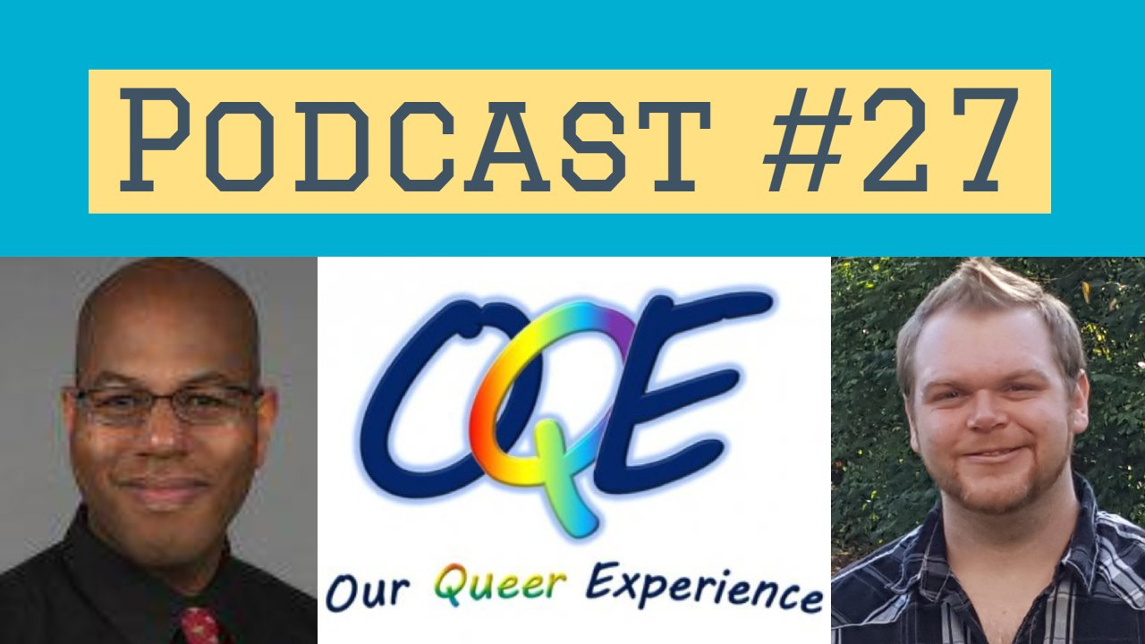 What's it like to be queer in rural America? w/ Randy Hubach | OQE Podcast #27