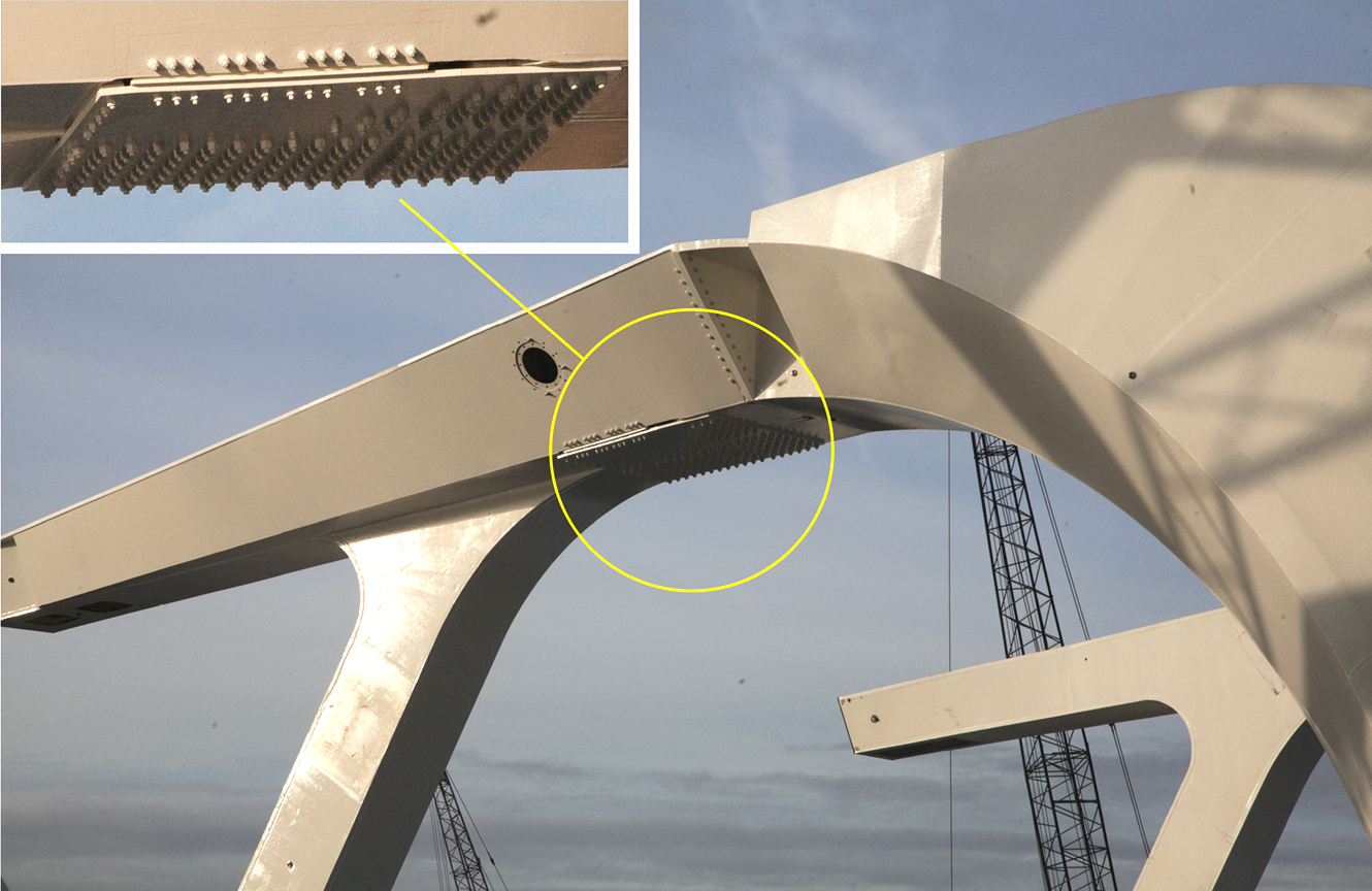 bridge design bridge design flaw hidden for a year then given quick and