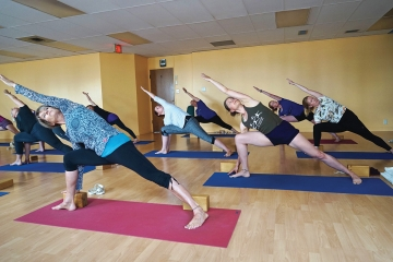 Iyengar Yoga Centre moves online