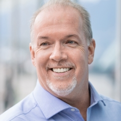John Horgan's next move?
