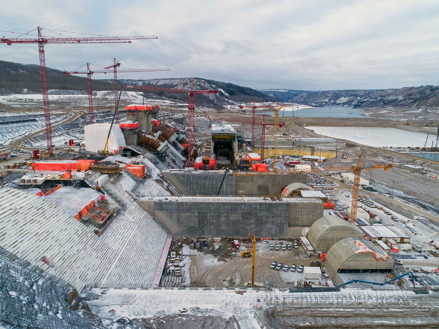 The slippery slope of Site C
