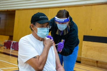 First Nations face disproportionate burden during pandemic
