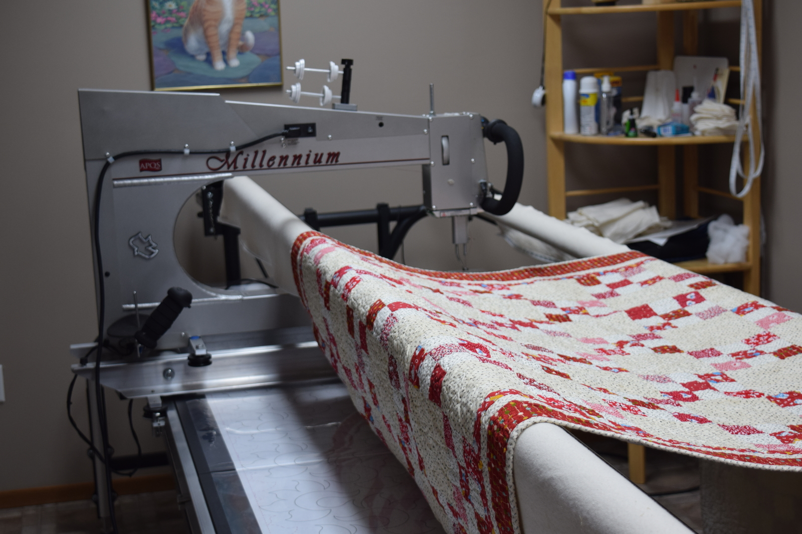 2009 Millenium for sale - SOLD (5-8-17) - For Sale - Used Quilting ... : quilting machines used - Adamdwight.com