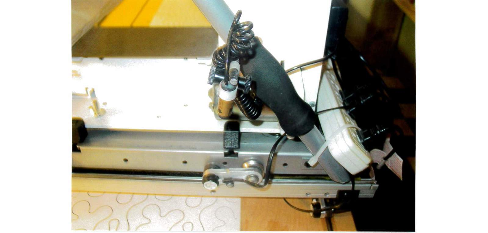 Bailey Home Quilter For Sale - For Sale - Used Quilting Machines ... : bailey quilting machine for sale - Adamdwight.com