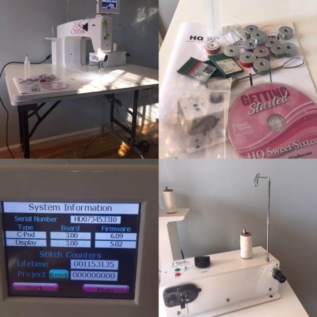 HQ Sweet 40 For Sale Greater Boston For Sale Used Quilting Classy Hq Sweet 16 Sewing Machine