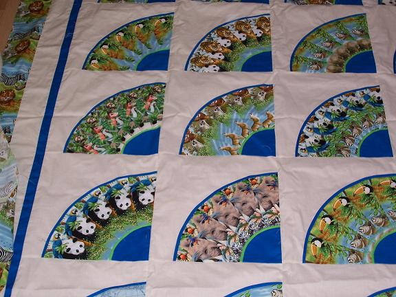 Need Ideas For Stack Whack Fans Quilt Pictures Patterns