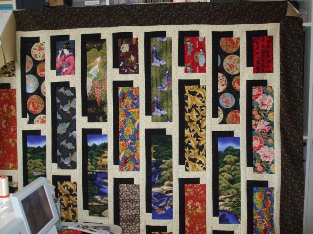 Another Shadow Box - Quilt Pictures, Patterns & Inspiration ... : quilt shadow box - Adamdwight.com