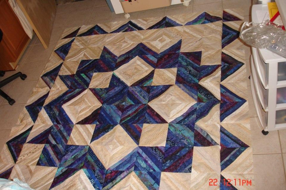 Carpenter Star Gone Quiltingat About Anything Apqs Forums