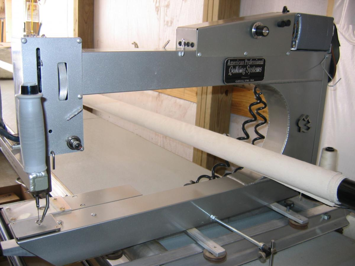 Used Ultimate I for sale - For Sale - Used Quilting Machines ... : quilting machines used - Adamdwight.com