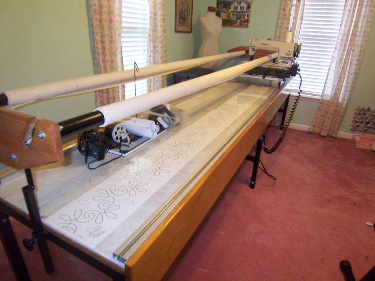 Gammill Short Arm - For Sale - Used Quilting Machines - APQS Forums : quilting machines for sale - Adamdwight.com
