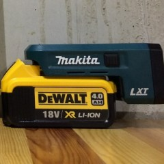 Makita Battery cell 20700 - Page 2 - Makita - Power Tool Forum