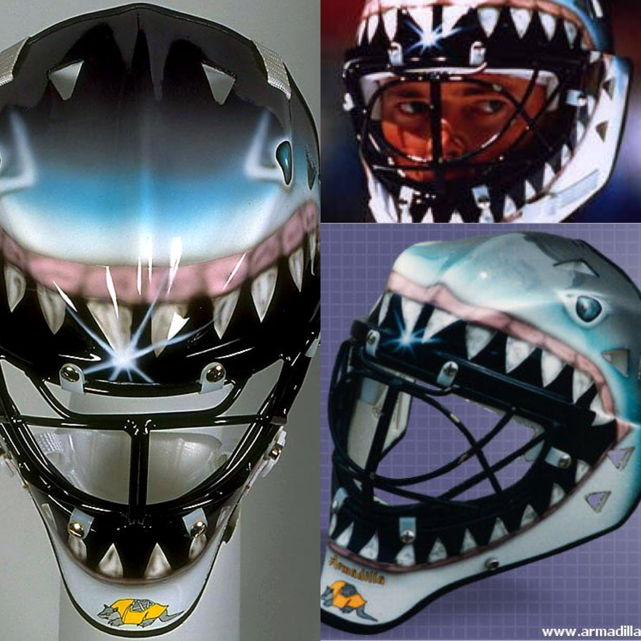The Growth Of Masked Marvels Masked Marvel Goalie Helmets Its
