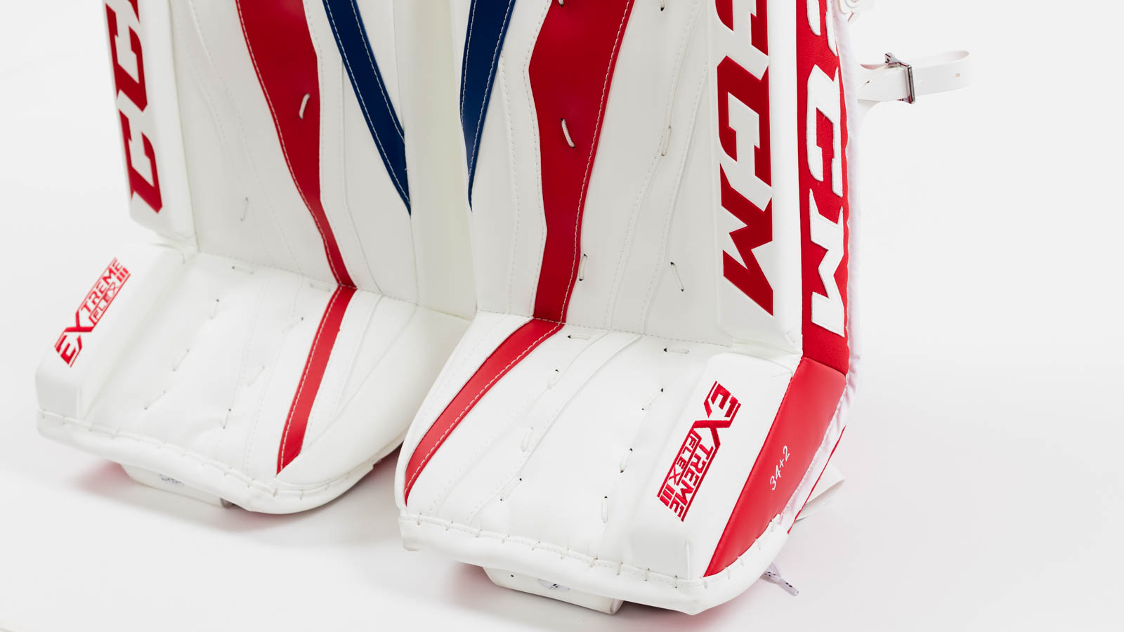 Bauer 1S Goalie Pads - Staff Reviews - THE GOAL[ie] NET[work]